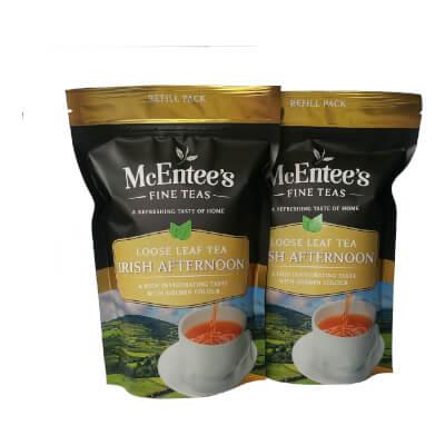 Mcentee'S Irish Afternoon Blend Loose Tea – 250G Pack Of 2