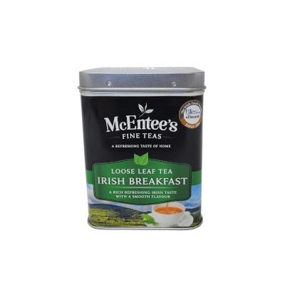 Mcentee'S Irish Breakfast Tea 220G Tin
