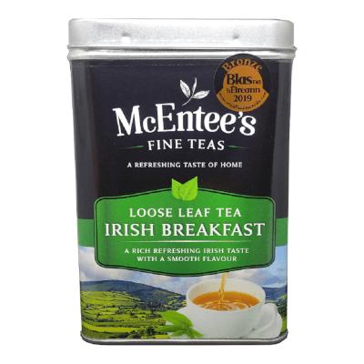 Mcentee'S Irish Breakfast Loose Leaf Tea 500G Tin