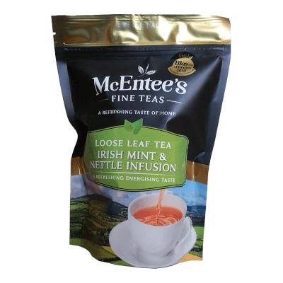 Mcentee'S Irish Mint & Nettle Infusion – 75G Pack