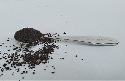 1 Cup Of Perfect Tea Spoon For Your Tea Caddy