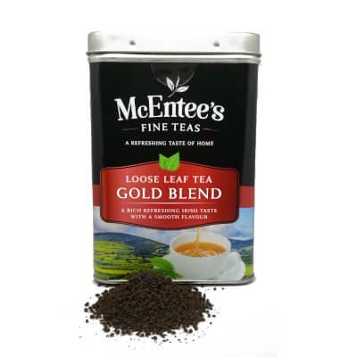 Mcentee'S Tea Gold Blend 500G Tin