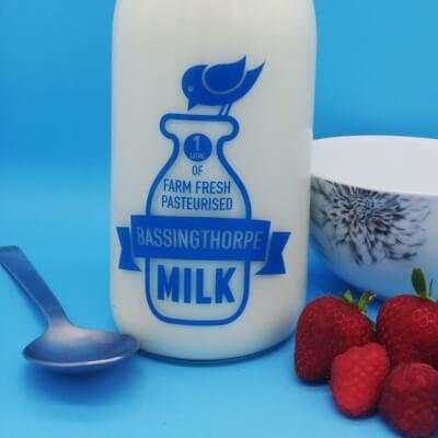 Farm Fresh Pasteurised Milk 1 Litre