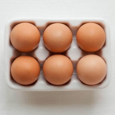6 Boxed Large Free Range Eggs