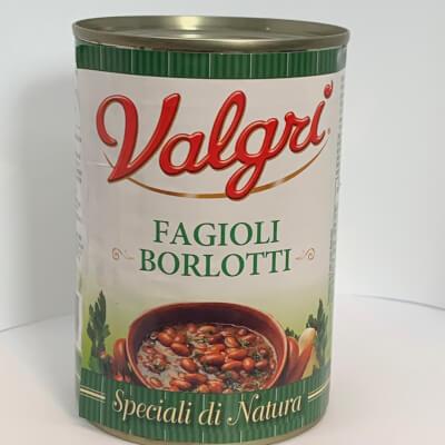 Italian Borlotti Beans
