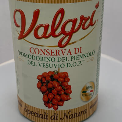 Piennolo Tomatoes (Dop)