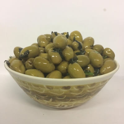 Picholene Olives Freshly Marinated
