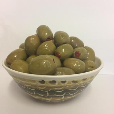 Olives (Stuffed W/ Pepper)