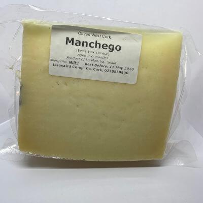 Manchego (Semi-Cured 160G +-)