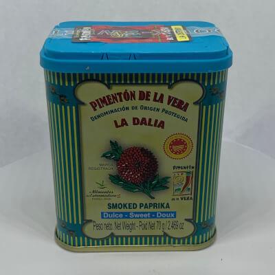 Smoked Spanish Paprika (Sweet)