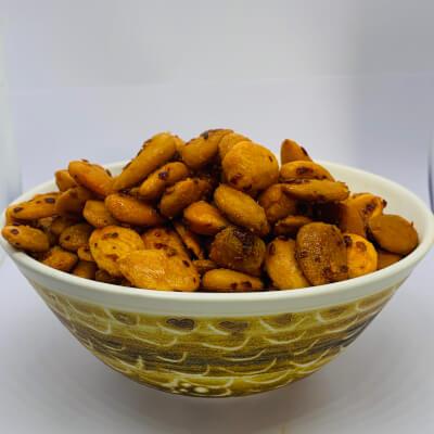 Valencia Almonds (W/ Spicy Smoked Paprika)