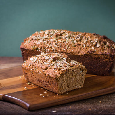Handmade Brown Bread