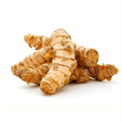 Organic Fresh Turmeric