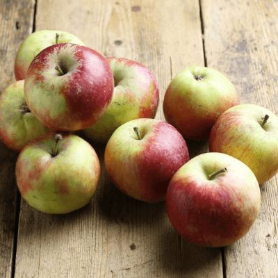 Irish Organic Apples