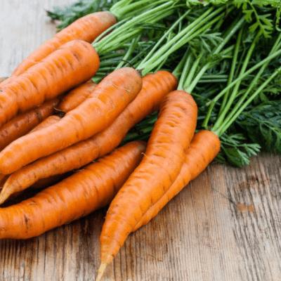 Irish Organic Carrots