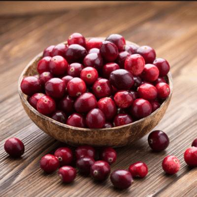 Organic Fresh Cranberries