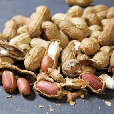 Organic Peanuts In The Shell