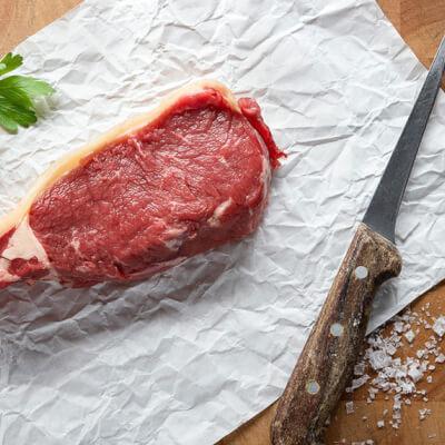 Black Angus Sirloin  Steak
