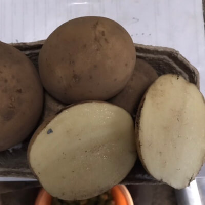Potatoes - Gatsby