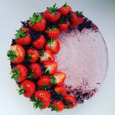 Bergamot Strawberry