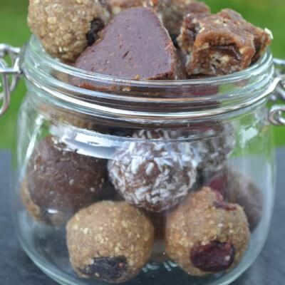 Raw Snack Balls Mix 15 Bites