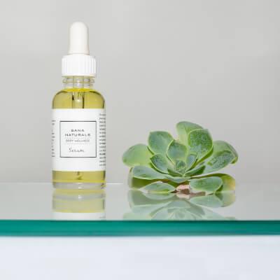 Oil Serum With Vitamin C