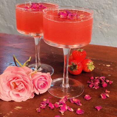 Rose + Elderflower
