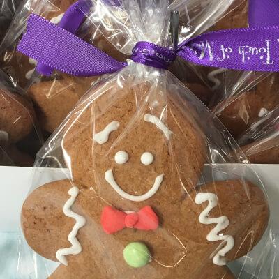 Gingerbread Man - Single Unit