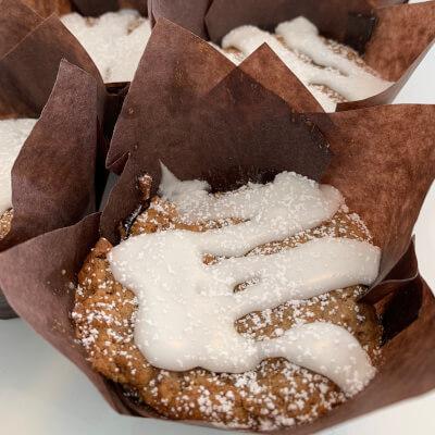 Spiced Apple Breakfast Muffin  (1 Unit)