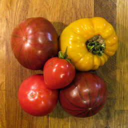 Tomatoes Italian Heritgage Mix