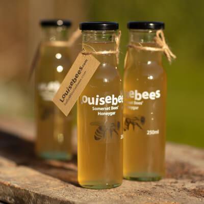 250Ml Somerset Bees' Honeygar