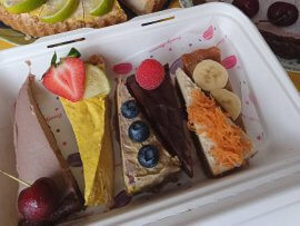 4 Slice Vegan Variety Box