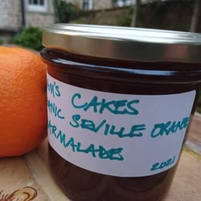 Liam's Cakes Makes Marmalade