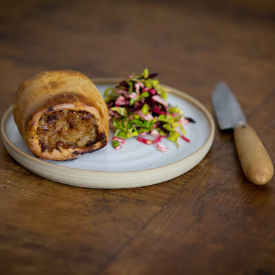 Pork And Sage Sausage Roll