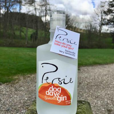 Persie Dog Days Gin