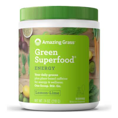 Amazing Grass Blend - Energy Lemon&Lime Flavour
