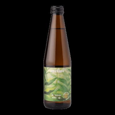 Lemonade Based On Honey And Herbs - Thyme&Mint