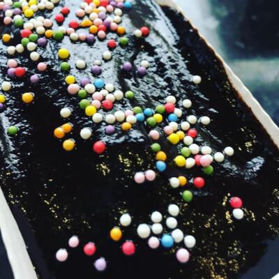 Double Chocolate Mini Loaf