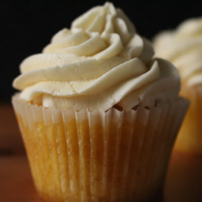 Sponge Pudding Cupcakes
