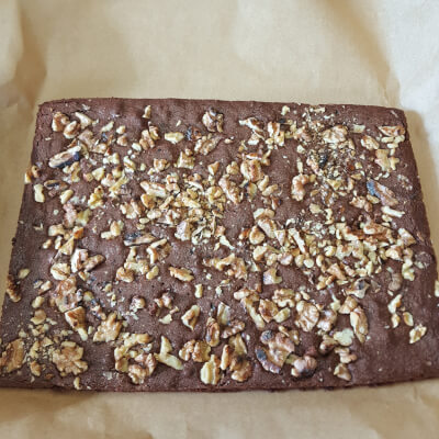 Brownie With Walnuts 1 700 G