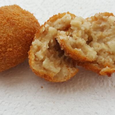 Almond Croquettes (Vegan)