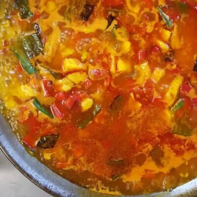 Paella Vegetable
