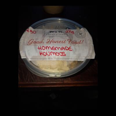 Natural Organic Hummus (200G)