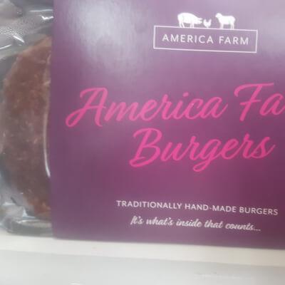 Home Made Steak Burgers