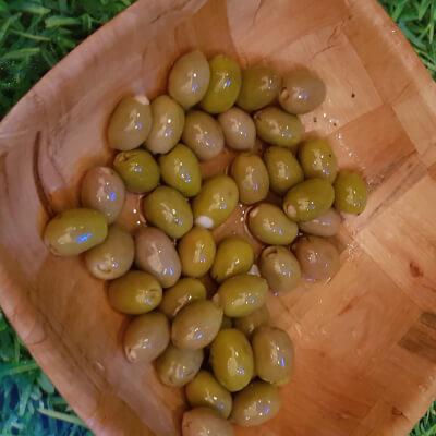 Garlic Filled Olives