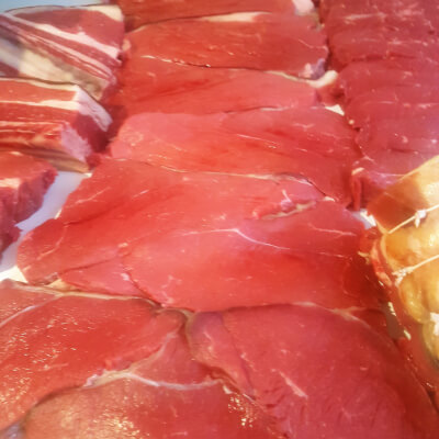 Derbyshire Shoulder Steak- 39 Day Aged (Fresh) (500G)