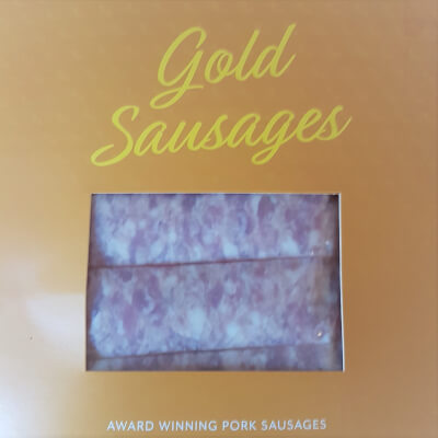 Low Fat Gold Sausage