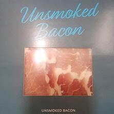 Unsmoked Bacon