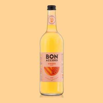 Bon Accord Ginger Beer 750Ml Sharing Bottles