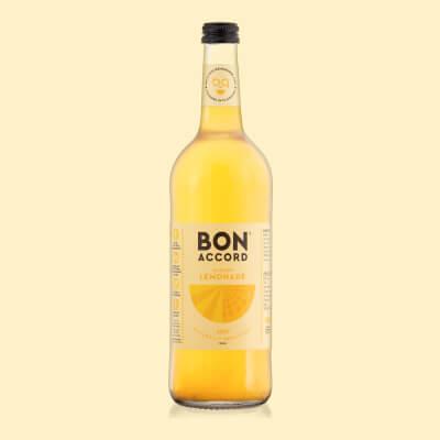 Bon Accord Cloudy Lemonade 750Ml Sharing Bottles